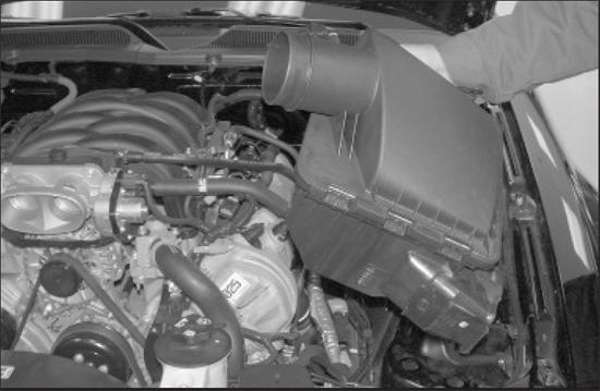 K&N Mustang FIPK Air Intake Kit 05-09 GT 5