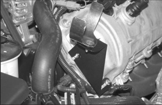 K&N Mustang FIPK Air Intake Kit 05-09 GT 9