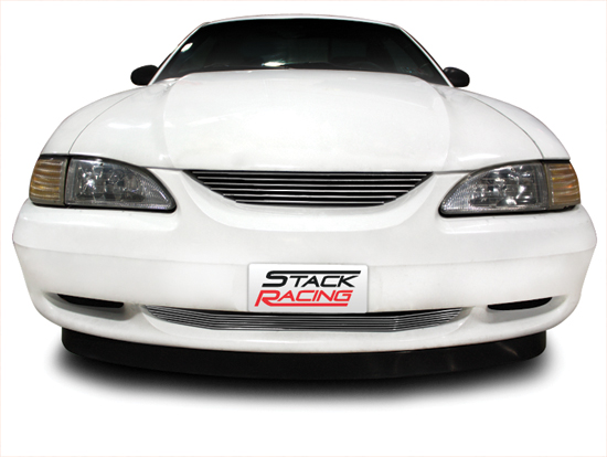 Mustang Upper Billet Grille No Pony 9498 5