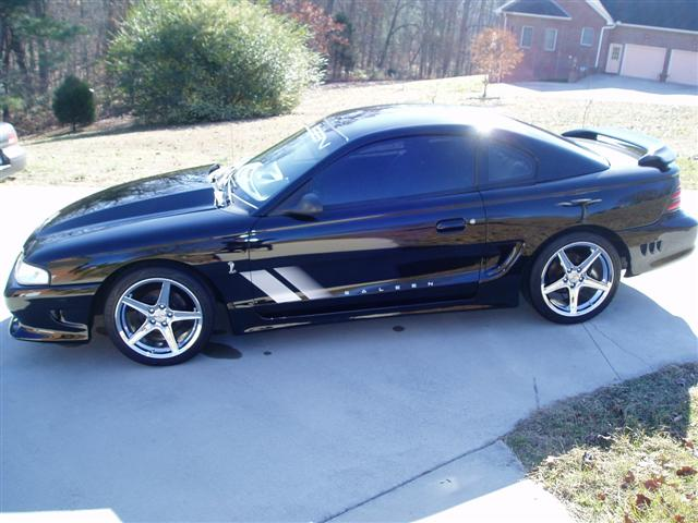 1994 Mustang