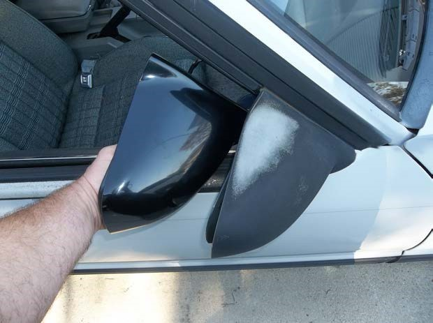Power-Mirror--RH-Coupe-Hatchback-(87-93 All)-Install-94437-1