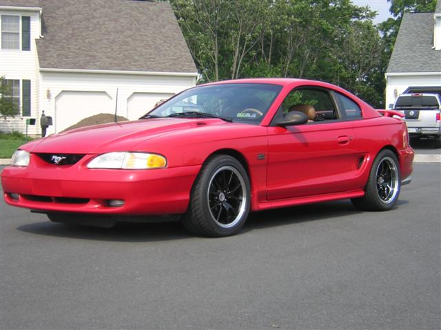 1995 ford mustang gt performance parts car autos gallery. Black Bedroom Furniture Sets. Home Design Ideas