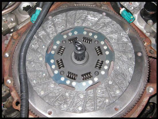 RAM HDX Clutch 17