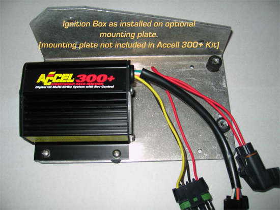 Accel 300 Ignition Control System 8495 5