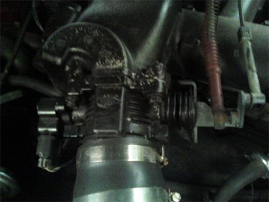 BBK 65mm TB 3