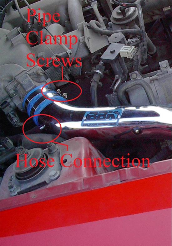 BBK CAI 99-03 3.8 V6 11