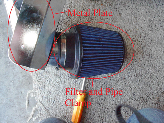 BBK CAI 99-03 3.8 V6 15