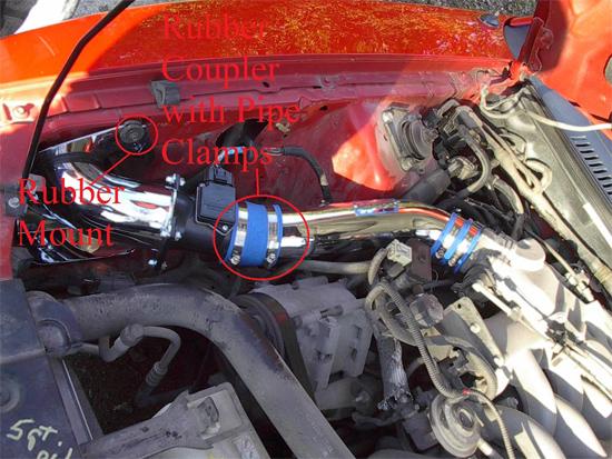 BBK CAI 99-03 3.8 V6 17