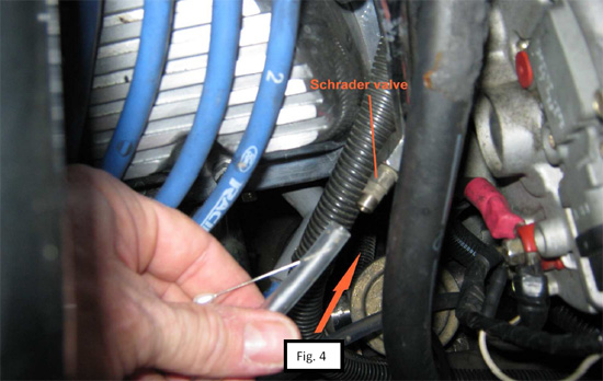 BBK Fuel Pressure Gauge 8693 4