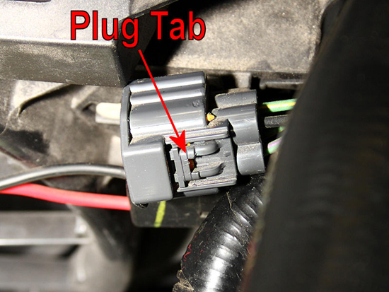 Unplug Fan Tab