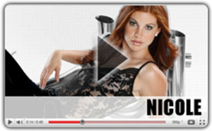 AM 2011 Calendar Girl: Nicole