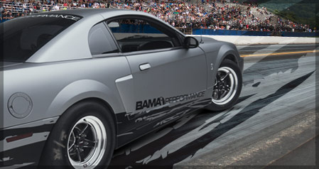 Bama Performance 2003 Terminator Cobra Build