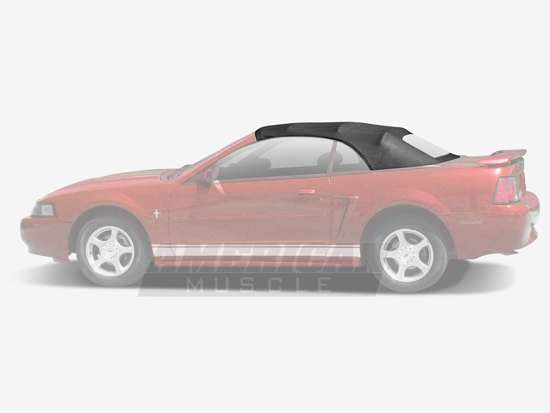 Mustang Replacement Convertible Top 3