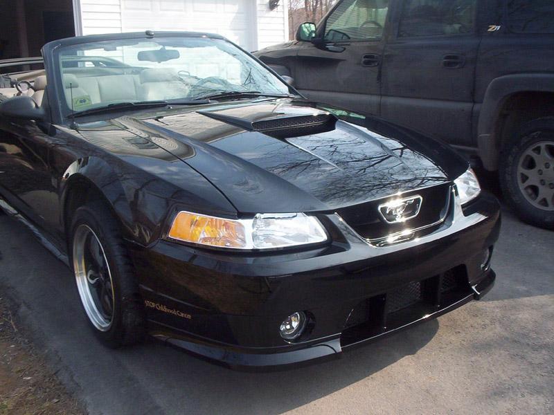 Black 2000 GT Vert