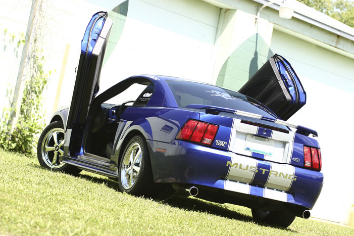 2004 3.9L V6 Ford Mustang