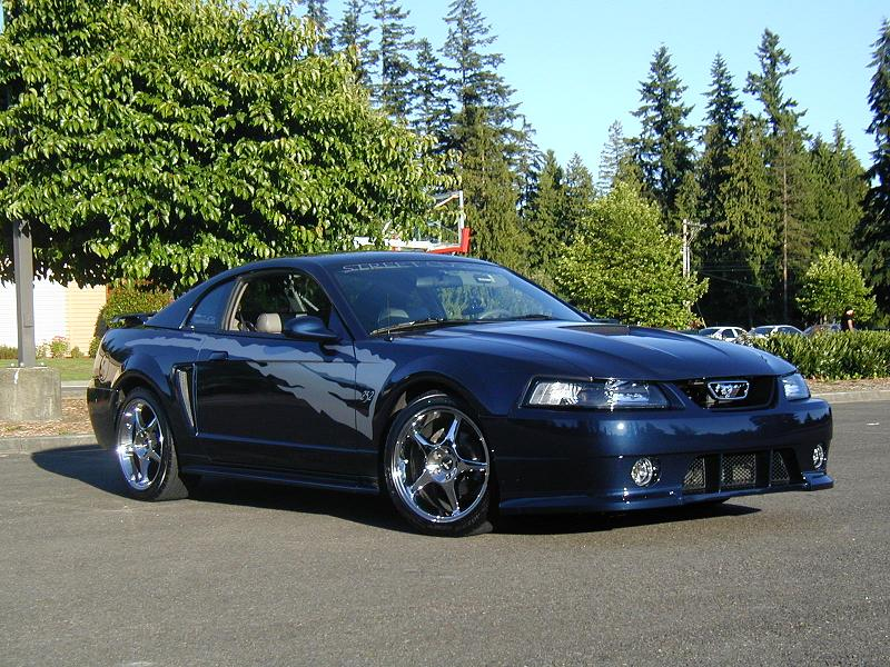 2002 Ford Mustang V6 Cobra R Wheels
