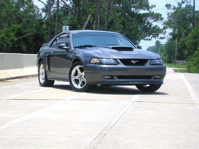 2003 Mineral Grey Mustang GT