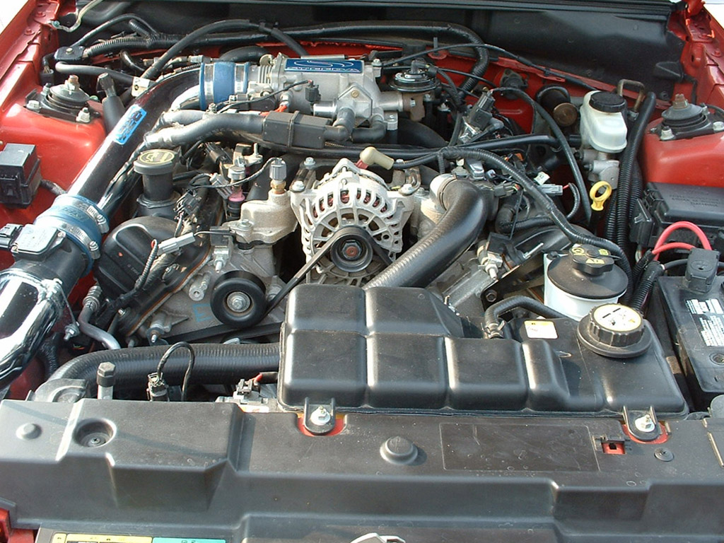 2004 Mustang GT Engine