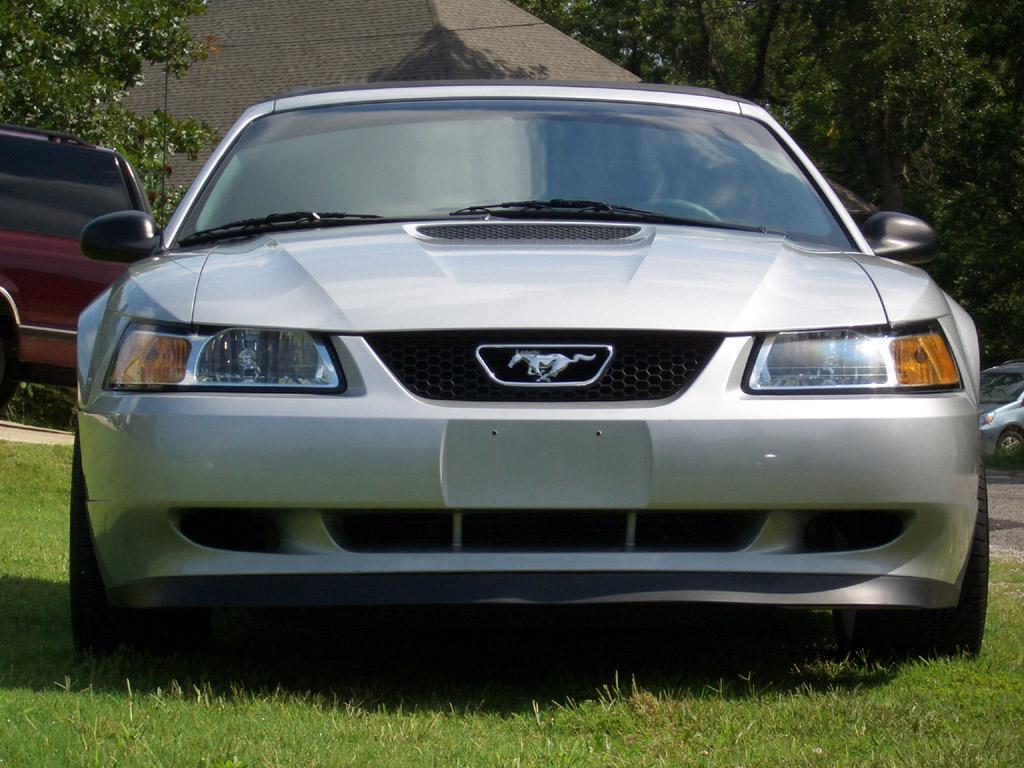 1999 Mustang Convertible Chin Spoiler