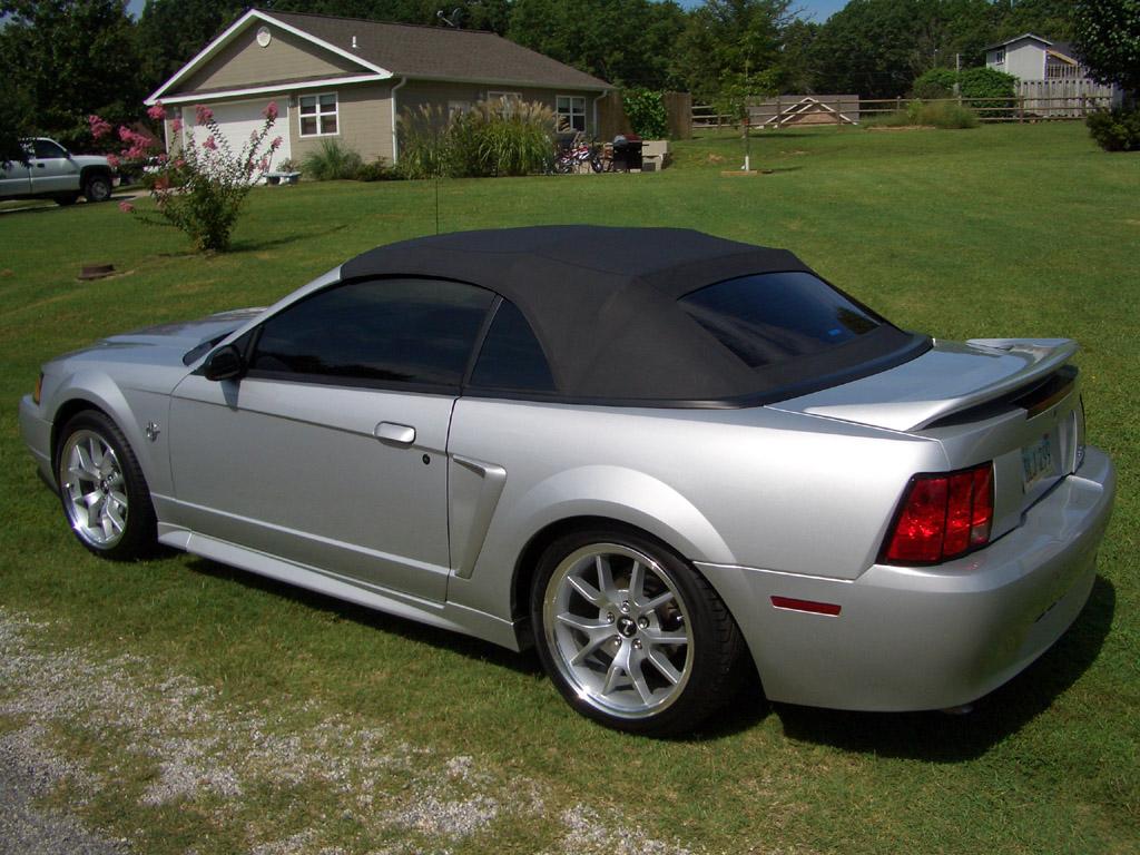 1999 Mustang Convertible