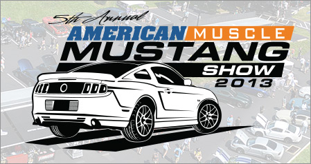 AmericanMuscle 5th Annual Mustang Show