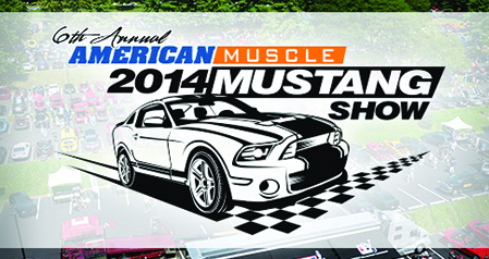 AmericanMuscle 6th Annual Mustang Show