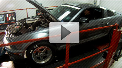 AmericanMuscle's 2011 King of the Street - On the Dyno