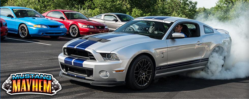 2013 Mustang Mayhem