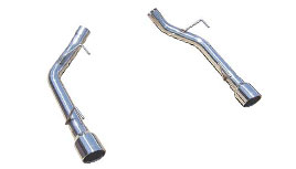 Pypes Muffler-Delete Axle-Back Exhaust