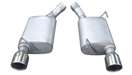 Pypes Violator Axle-Back Exhaust