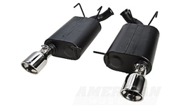 Flowmaster Force II Axle-Back Exhaust (11-12 V6)