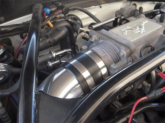 Throttle Body Connection