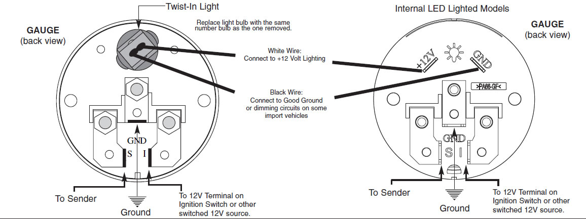 guide 13503 02 pro comp light wiring diagram wiring diagrams sunpro temp gauge wiring diagram at soozxer.org