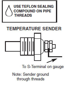 guide 13503 03 how to install an auto meter pro comp ultra lite water temp gauge coolant temperature sensor wiring diagram at bayanpartner.co