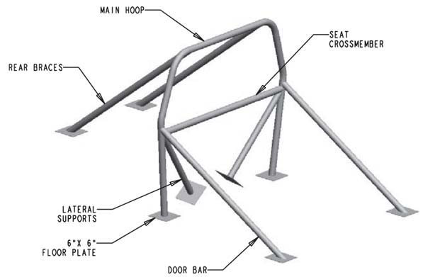 8-point-roll-bar-coupe-hatchback-install