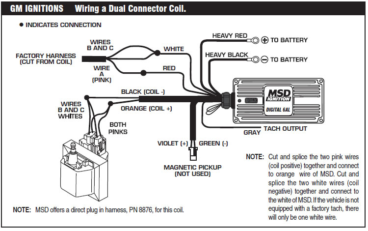 wiring diagram for msd al the wiring diagram how to install an msd 6a digital ignition module on your 1979 1995 wiring