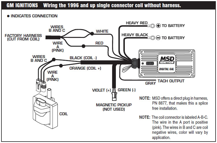 msd ignition wiring diagram solidfonts msd ignition wiring diagrams brianesser com