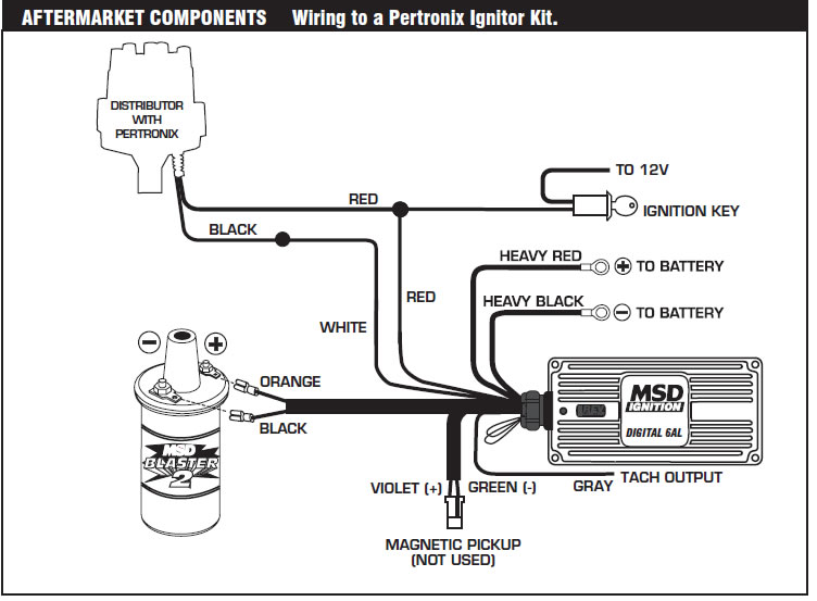 pertronix ignition with msd 6 wiring diagram with Msd 6al Wiring Diagram on 12 Volt Ignition 4 Position Wiring Diagram together with Motorcycle Tach Wiring Diagram furthermore Pertronix Wiring Schematic in addition 25 Msd Ignition Wiring Diagrams likewise Delco Remy Hei Distributor Wiring Diagram.