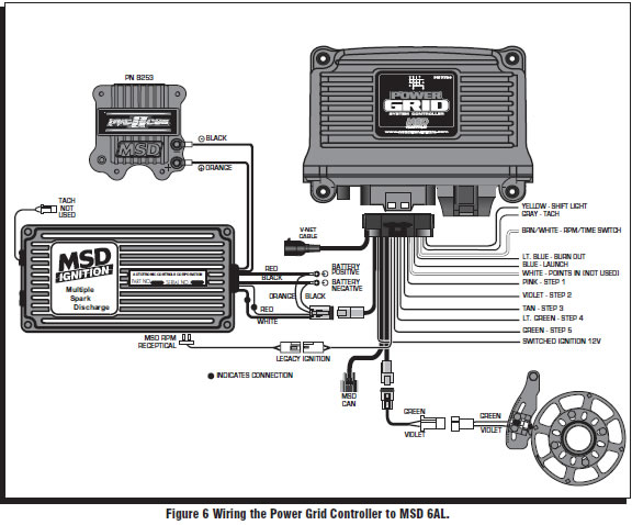 msd retard box wiring diagram msd ignition on late model chrysler diagram wiring diagram