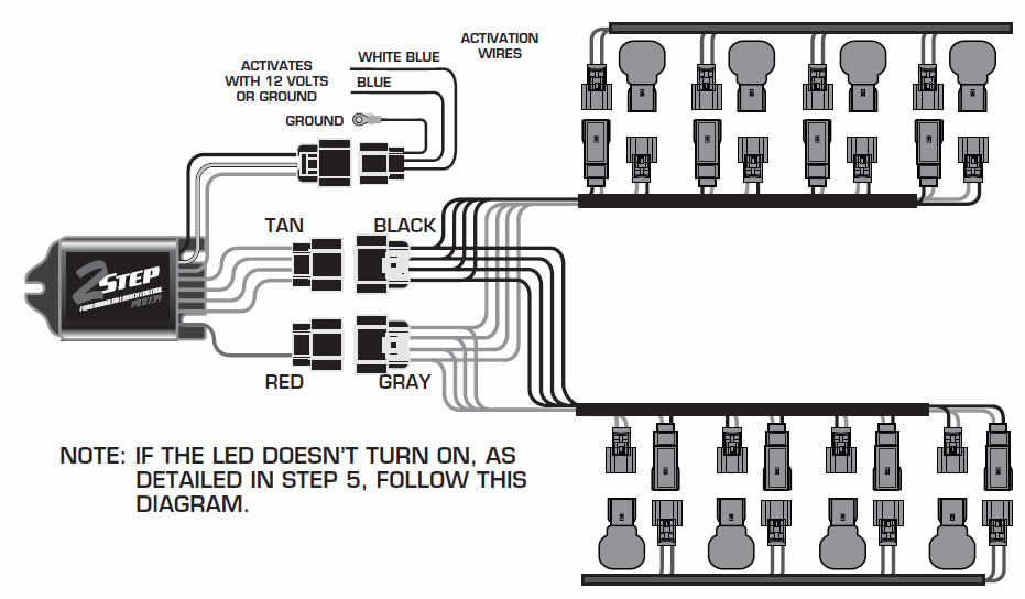 How to Install a MSD Launch Master 2-Step Rev Limiter on a 2011-2012 Mustang GT 02
