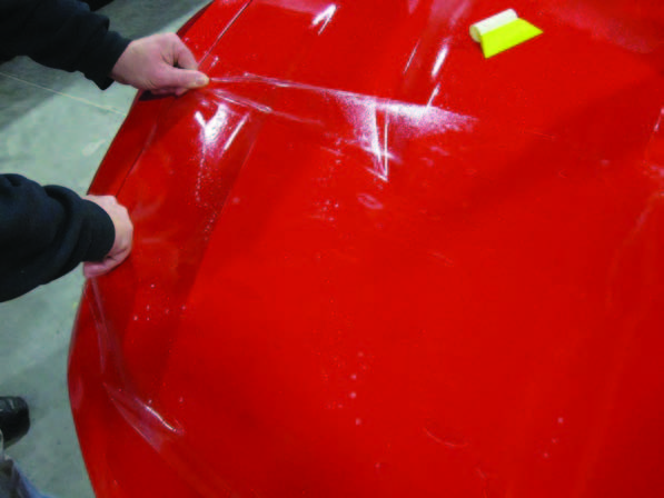 3M Paint Protection Film - 05