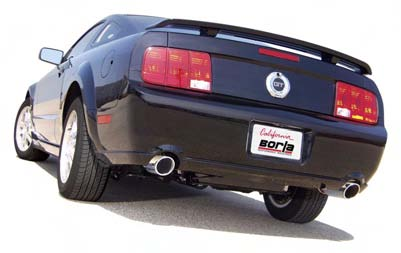 How to Install a Borla Stinger S-Type Axle-Back Exhaust on your 2005-2009 Mustang GT 01