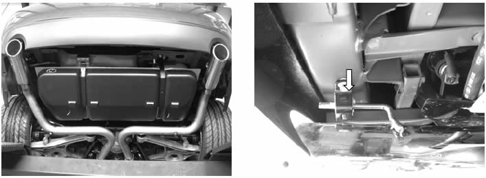 How to Install a Borla Stinger S-Type Catback Exhaust on your 1999-2004 Cobra 04