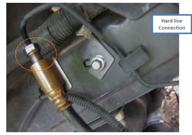 J&M Stainless Front Brake Lines (05-12 V6/GT) - 03