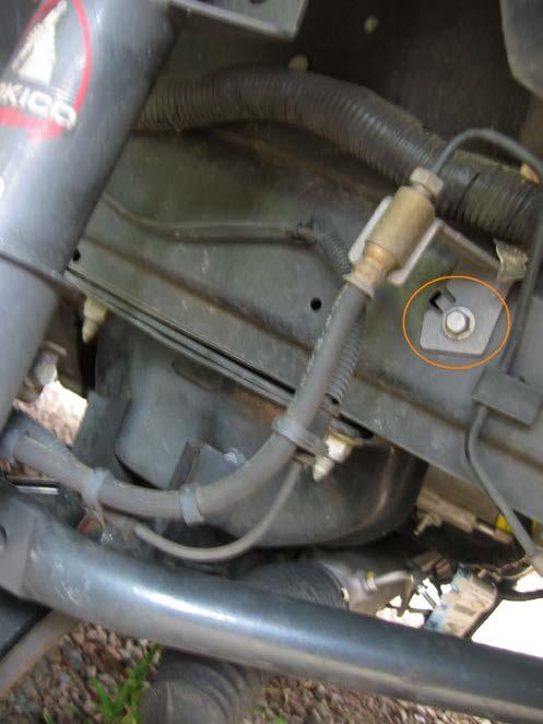 J&M Stainless Front Brake Lines (05-12 V6/GT) - 04