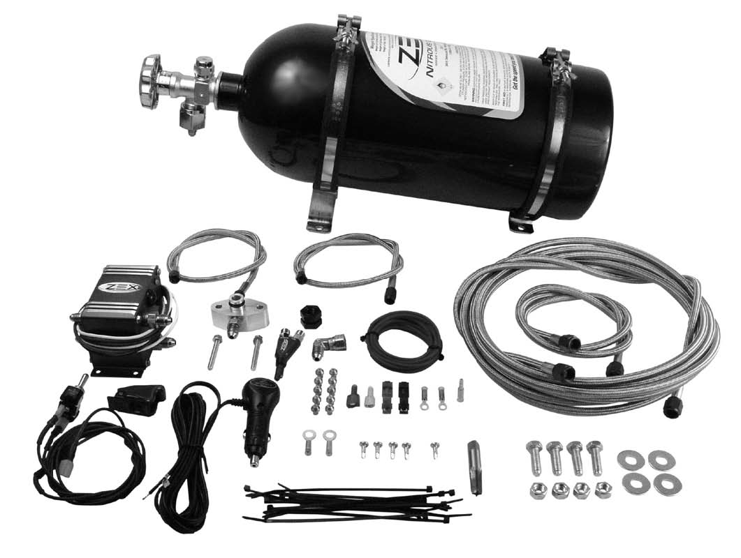 Zex-Wet-Injected-Nitrous-System-(05-10-GT)