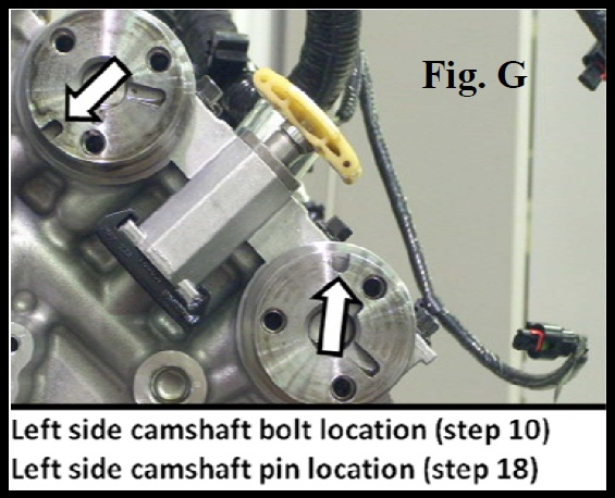 How to Install Comp Cams XFI NSR Camshafts on your 2011-2012 Mustang GT 07