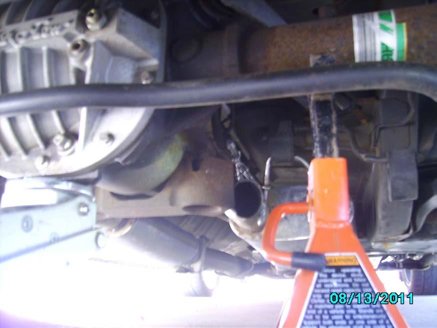 KYB Gas-a-Just Quad Shocks (94-04 GT, V6, Mach 1; 94-98 Cobra) - 03