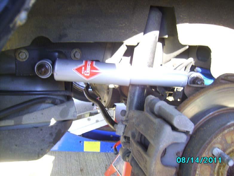 KYB Gas-a-Just Quad Shocks (94-04 GT, V6, Mach 1; 94-98 Cobra) - 06