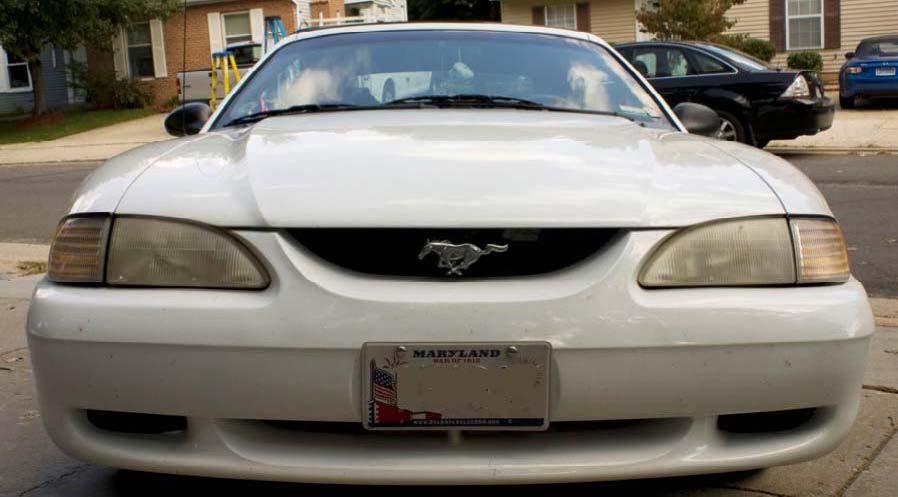 Raxiom Projector Headlight for 1994-1998 Mustang - 01